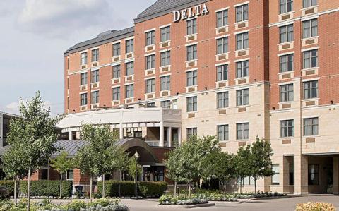 Delta hotel Ontario Canada