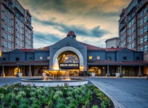 delta hotel by marriott okanagan resort British Columbia Canada