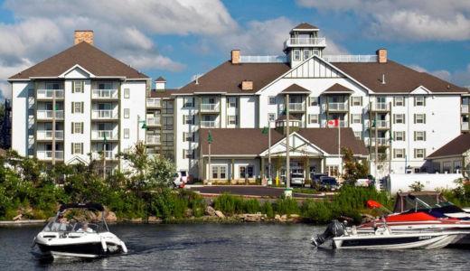 Muskova hotel Gravenhurst Ontario Canada