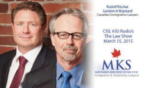Maynard Kischer Stojicevic Immigration Lawyers Vancouver Canada